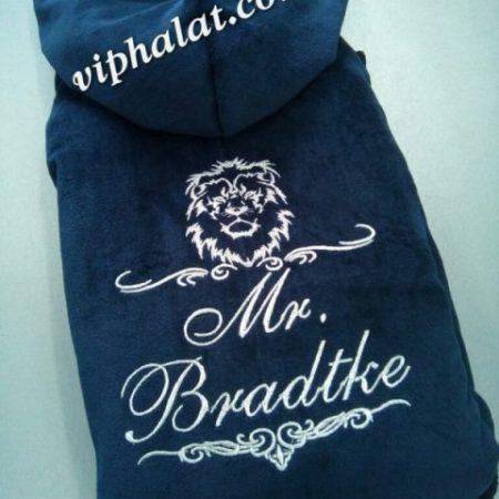 Полезный и эксклюзивный подарок банный халат Bradtkе