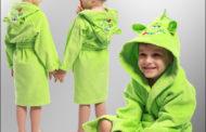 Нужен ли ребёнку тёплый халат