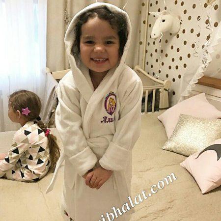 Эксклюзивный детский VIP халат Принцесса Алиса