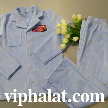 Детская махровая VIP пижама Молния Маквин