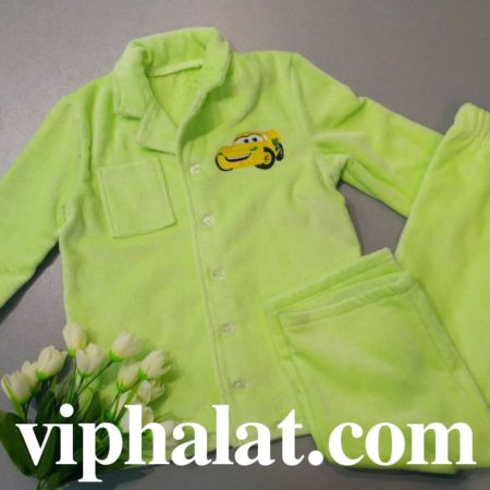 Детская махровая VIP пижама Тачка Круз