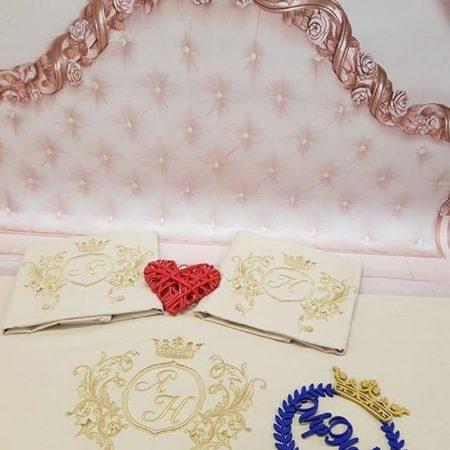 Комплект постельного белья Свадебный подарок