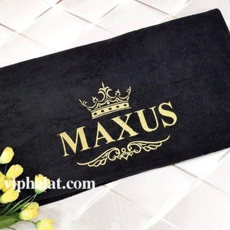 Махровое банное VIP полотенце Максима