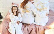 Family Look на махровые халаты для дома