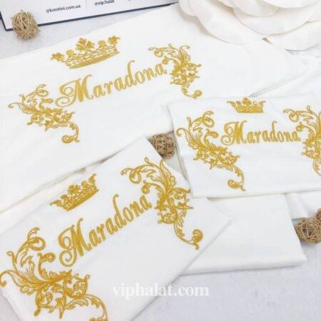 Постельное бельё из сатина Марадона