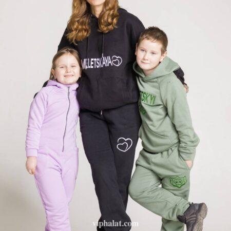 Комплект трикотажной одежды Я и мои дети